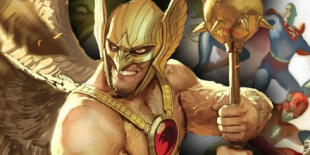 Black Adam: Confirman que Aldis Hodge será Hawkman en la próxima película de DC y Warner Bros