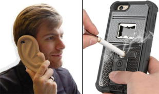5 Accesorios para celular tan feos que absolutamente nadie compraría