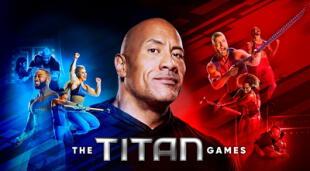 The Titan Games regresa con su segunda temporada este viernes, 2 de octubre.   Fuente: FOX.
