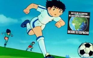 Super Campeones : ¿Cuánto mide la cancha de fútbol donde jugaba Oliver?