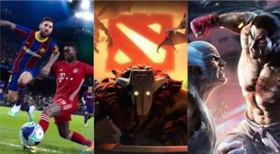 Compatriotas participarán en las Clasificatorias Regionales de grandes esports como Dota 2, PES y Tekken 7./ Fuente: Composición.