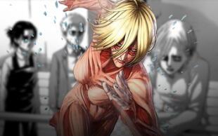Shingeki no Kyojin: El misterio detrás del Titán hembra ha sido revelado