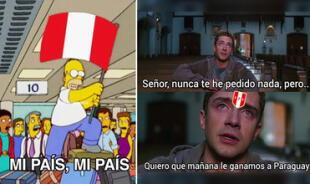 Hoy juega Perú vs. Paraguay y estas son las tendencias en redes para apoyar a la selección