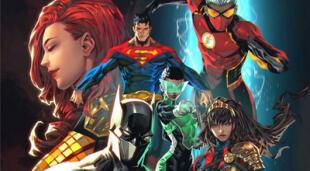 DC Comics renovará las iteraciones más clásicas de sus superhéroes con Future State en 2021./Fuente: DC Comics.