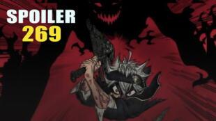 Black Clover 269 Spoilers: La gran batalla entre Asta y Liebe comienza