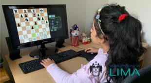 El I Torneo Metropolitano Virtual de Ajedrez ha sido anunciado por la Municipalidad de Lima./Fuente: Municipalidad de Lima.