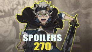 Black Clover 270 Spoilers: Un nuevo enfrentamiento se avecina para Asta