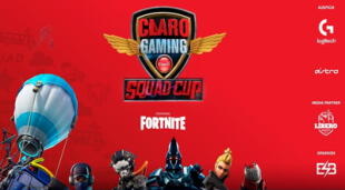 Claro Gaming Squad Cup Fortnite