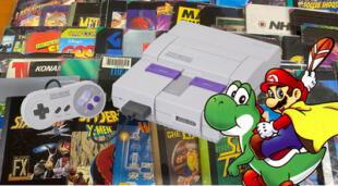 Peebs ha logrado recopilar prácticamente los manuales de instrucciones de todos los videojuegos disponibles en el catálogo occidental de Super Nintendo./Fuente: BuffaloJoe.