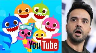 Baby Shark ha logrado superar las visualizaciones de Despacito en YouTube y se ha convertido en el nuevo video más visto de la plataforma./Fuente: Composición.