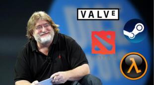 El carismático fundador de Valve y actual dueño de Steam está de cumpleaños./Fuente: Composición.