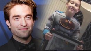 Robert Pattinson conmueve las redes al cumplirle el sueño a un niño autista (VIDEO)