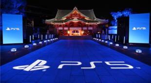 Sony Japón celebró el tan esperado lanzamiento de PlayStation 5 con una ceremonia organizada en el mítico Templo de Kanda en Tokio./Fuente: Nlab.