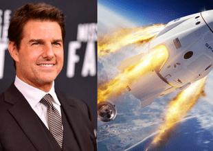 El reconocido actor de Misión Imposible y Top Gun ya tiene una tripulación confirmada para su viaje a la Estación Espacial Internacional de 2021./Fuente: Getty Images/SpaceX.