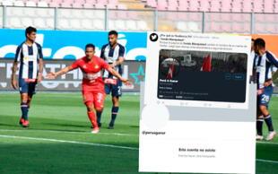 Fondo Blanquiazul  desaparece de redes sociales tras descenso de Alianza Lima