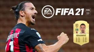 El delantero del AC Milán volvió a atacar a EA Sports por el uso de su nombre e imagen en FIFA 21./Fuente: FOX Sports.