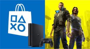 Cyberpunk 2077 ha desaparecido de PS Store y los usuarios podrán reclamar el reembolso de su dinero si lo adquirieron en dicha plataforma./Fuente: Composición.