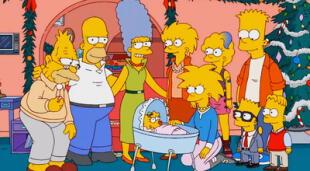 Especial de navidad de Los Simpson considerados como 'finales' de la serie.