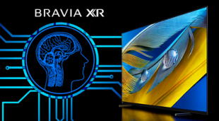 Sony presenta el primer televisor del mundo con inteligencia cognitiva.