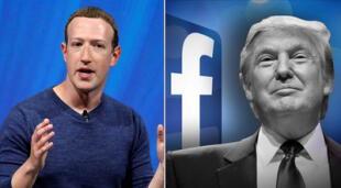 Presidente de México califica a Mark Zuckerberg de prepotente y arrogante.