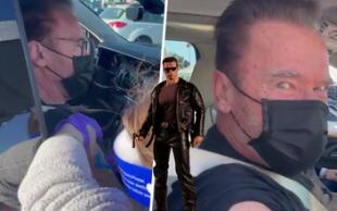 ¡Hasta Terminator se vacuna contra covid-19! Arnold Schwarzengger invita a ciudadanos y lanza épicas frases