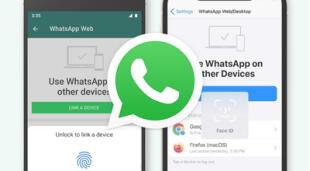 WhatsApp implementará un nuevo filtro de seguridad para el inicio de sesión en PC, pero sus usuarios se mostraron incrédulos ante sus buenas intenciones./Fuente: WhatsApp.