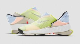 Nike ha presentado las GO FlyEase, unas zapatillas que puedes ponerte sin necesidad de usar tus manos./Fuente: Nike.