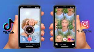 Instagram bloqueará videos provenientes de TikTok en su plataforma.