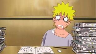 ¿Cuántas horas trabajaba el autor de Naruto para que su serie sea exitosa?
