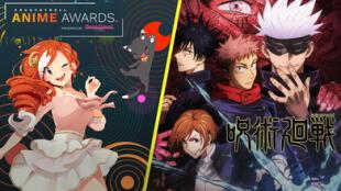 Estos son los ganadores de Crunchyroll Anime Awards 2021