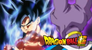 Según Toriyama, Goku es mucho más poderoso que Bills.