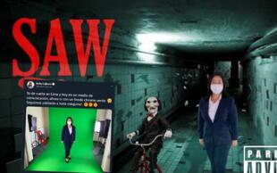 Keiko Fujimori es troleada por usuarios tras subir foto con fondo verder