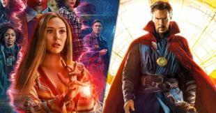 WandaVision: Dr. Strange si iba a salir en la serie pero esta razón impidió su aparición