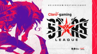 Claro Gaming Stars League./Fuente: Claro Gaming.