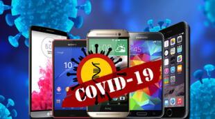 Crean un virus virtual que se transmite entre teléfonos imitando al coronavirus.