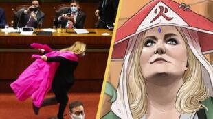 """La """"Hokage Chilena"""" lidera las encuestas presidenciales en su país"""