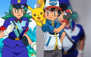 Pokémon: Joven se transforma en la Oficial Jenny de carne y hueso dejando a fans en shock