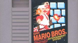Super Mario Bros. fue lanzado en 1985 para Nintendo Entertainment System y sigue siendo el videojuego más influyente de la historia./Fuente: Nintendo.
