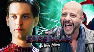 Roger Pera afirma que participará en Spider-Man: No Way Home.