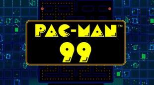 La versión Battle Royale de Pac-Man ya está disponible para Nintendo Switch y, específicamente, para los suscriptores del servicio Online./Fuente: Bandai Namco.