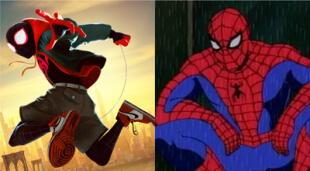Spider-Man: Into the Spider-Verse 2 incluiría al Peter Parker de la serie animada de 1994, según reporte./Fuente: Composición.