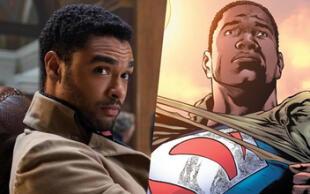 Regé-Jean Page sufrió racismo en casting de DC, cuando quiso entrar a Superman