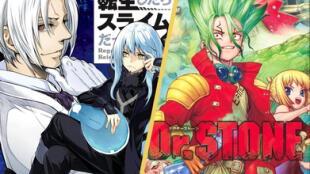 Oricon Ranking: Tomos de mangas más vendidos del 29 de marzo al 04 de abril 2021