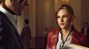 Se revela nuevo adelanto de Resident Evil: Infinite Darkness.
