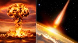 Las bombas atómicas desviarían el trayecto de los asteroides.