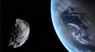 La NASA y otros expertos en astronomía preparan simulacro para probar un sistema de defensa ante el posible impacto de un asteroide en la Tierra./Fuente: NASA.