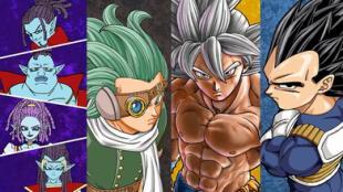 Dragon Ball Super revela la primera página spoiler del capítulo 72