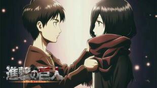 ¡Lo que muchos fans esperaban! Shingeki no Kyojin lanzará un especial romántico de Eren y Mikasa