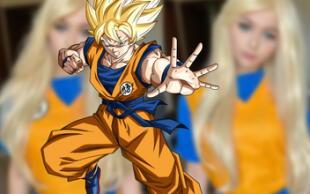 Dragon Ball: Jovencita se transforma en Goku en un cosplay encantador para los fans