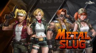 Metal Slug: Awakening es el nuevo proyecto para móviles de la exitosa franquicia de SNK./Fuente: SNK/Tencent.